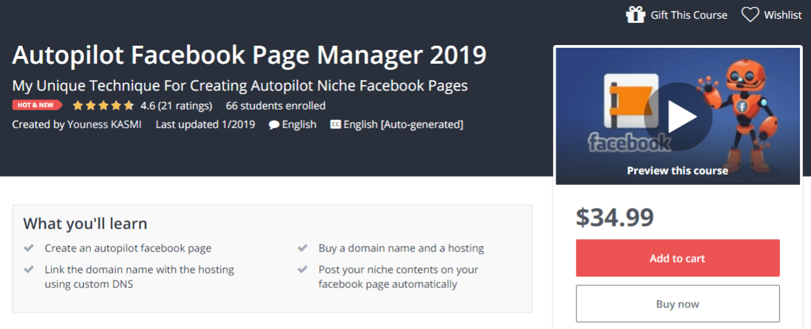 [GET] Autopilot Facebook Page Manager 2019 Download