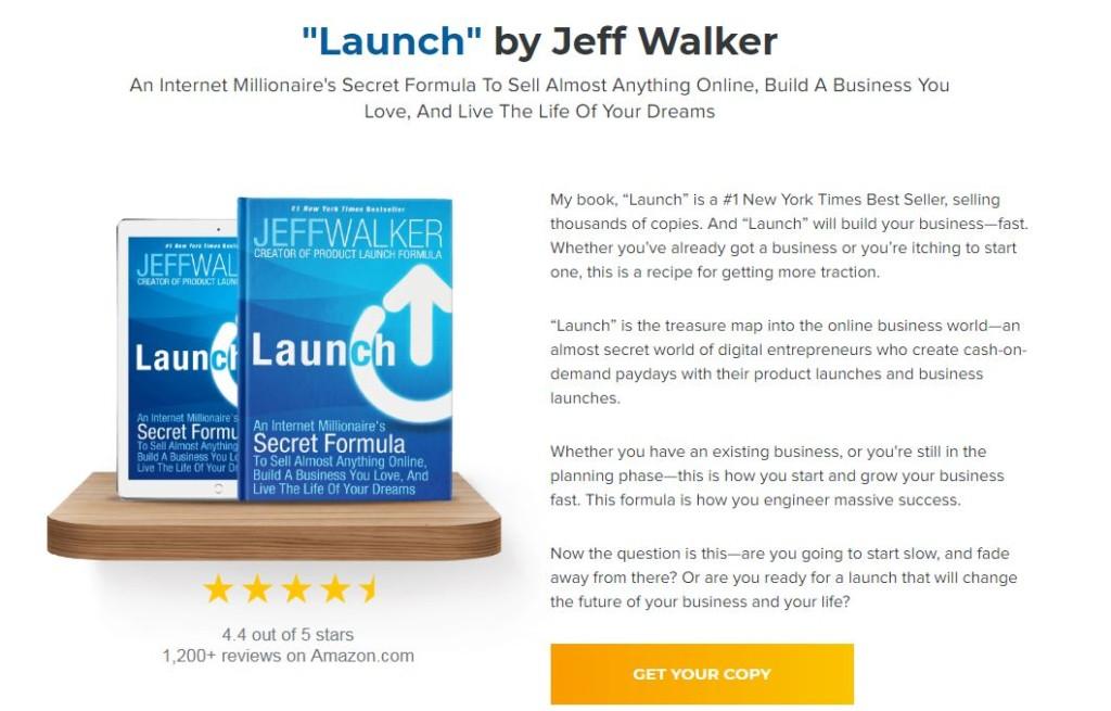 [GET] JEFF WALKER – PRODUCT LAUNCH FORMULA 2019 Download
