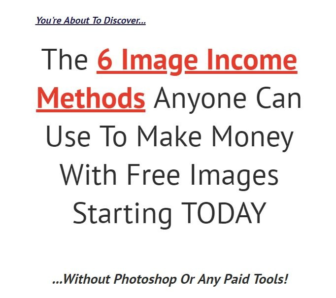 6 Image Income Methods Download