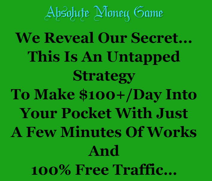 Absolute Money Game Download