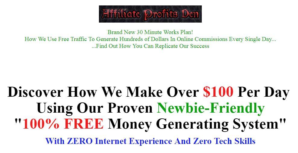 Affiliate Profits Den Download