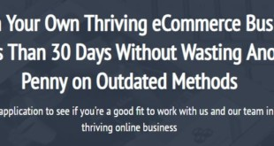 Anthony Mastellone – eCom Success Lab Download