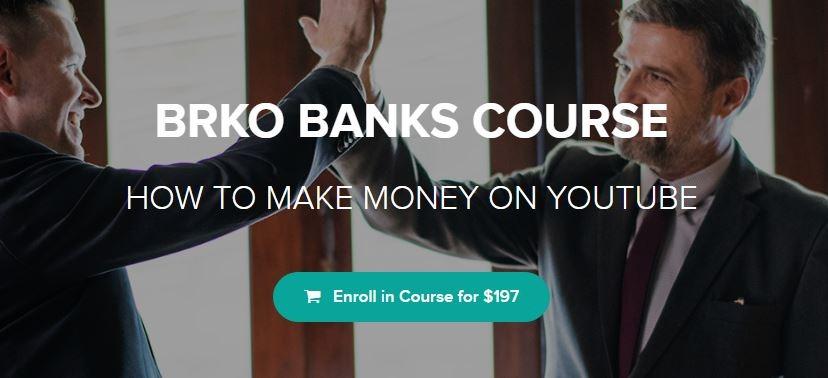 BRKO Banks Youtube Mastery Download