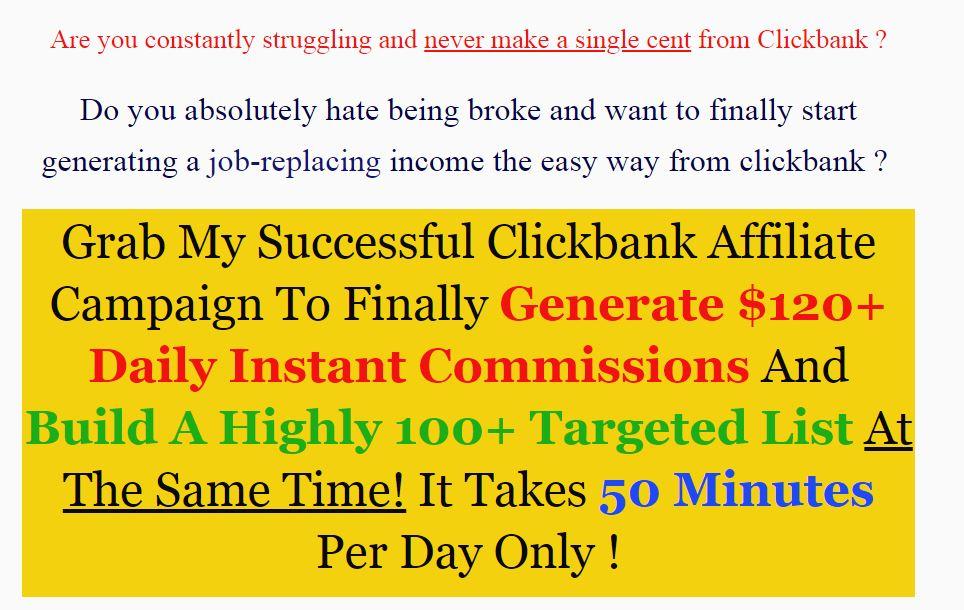 ClickBank Money Secret Download