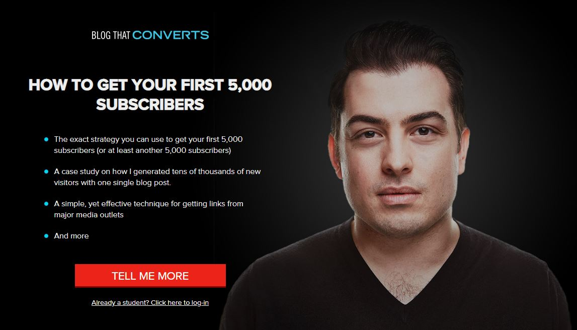 Derek Halpern – Blog That Convert 2.0 Download
