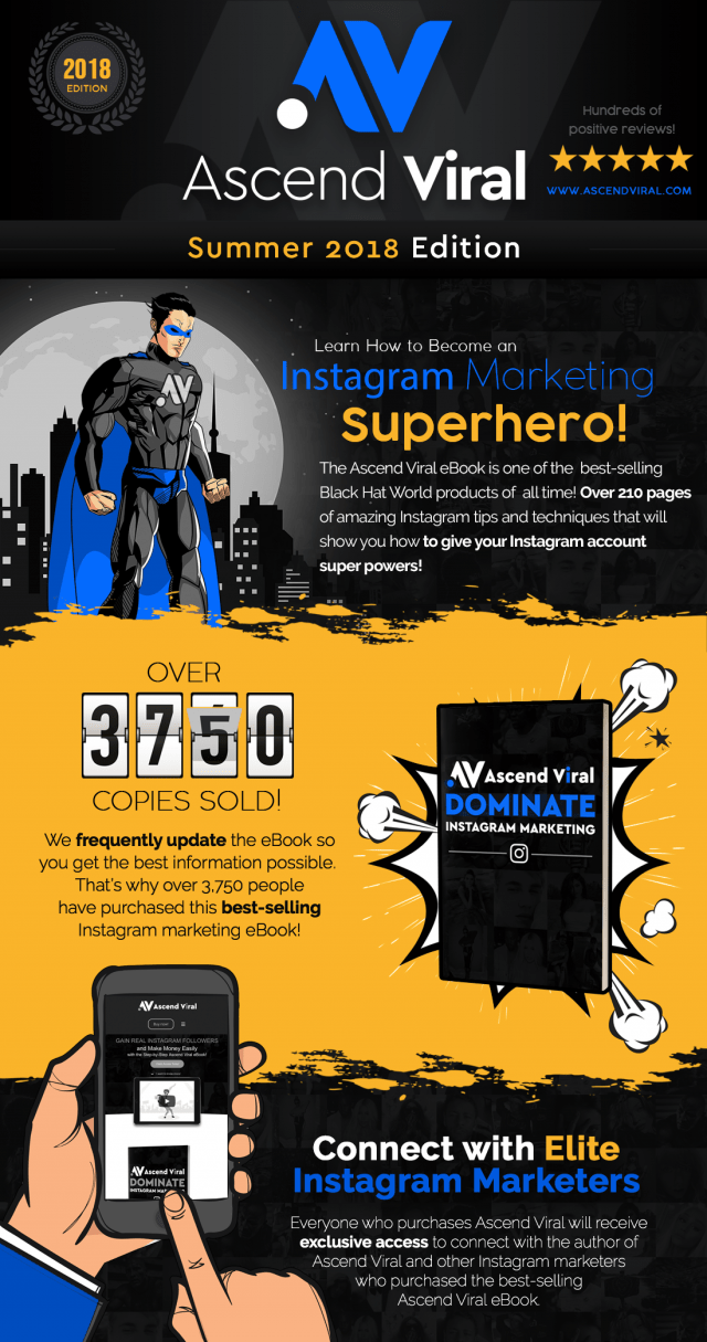 Instagram Ascend Viral Digital Marketing Download