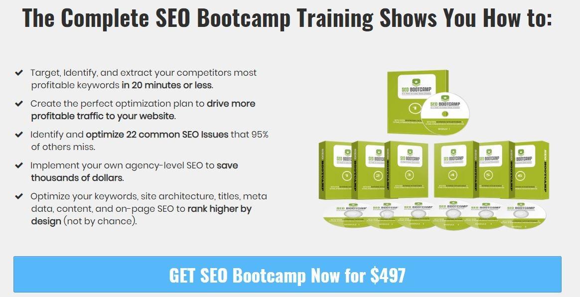 Jeffrey Smith – SEO Bootcamp Download