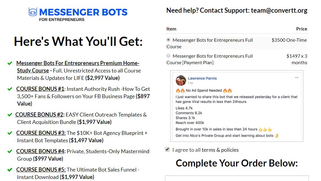 Nico Moreno – Messenger Bots for Entrepreneurs Download