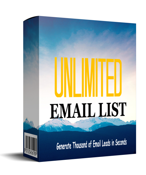 Unlimited Email List Download