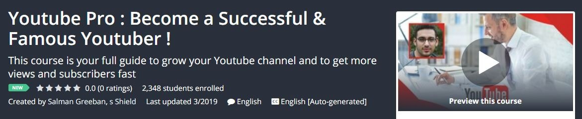 Youtube Pro : Become a Successful and Famous Youtuber! Download