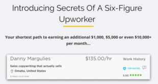 Danny Margulies – Secrets of a Six-Figure Upworker Download