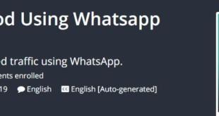 Easy Adsense Method Using Whatsapp Free Traffic 2019 Download