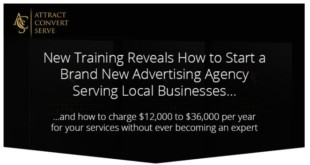 How to Start a New Age Advertising Agency and Charge $500 - $3,000 per month Download