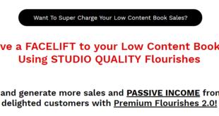 Premium Flourishes 2.0 Download