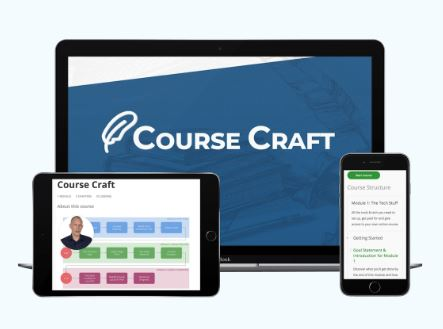 Shane Melaugh - Course Craft Download
