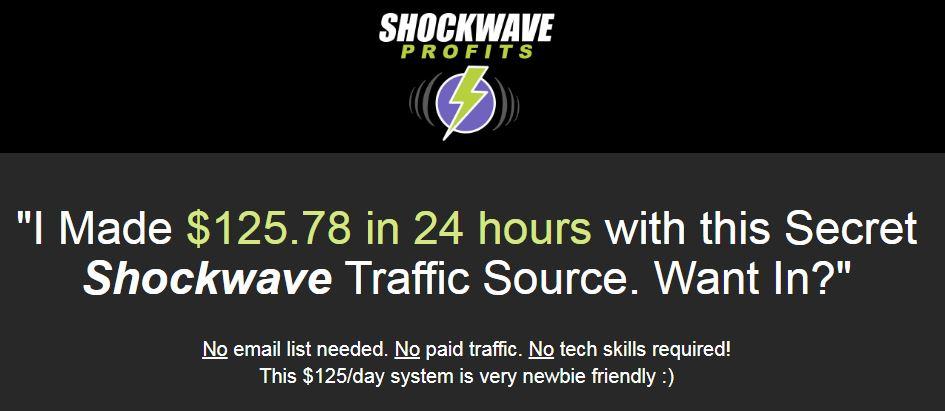 ShockWave Profits Download