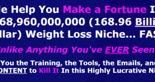 Weight Loss Niche Domination Download