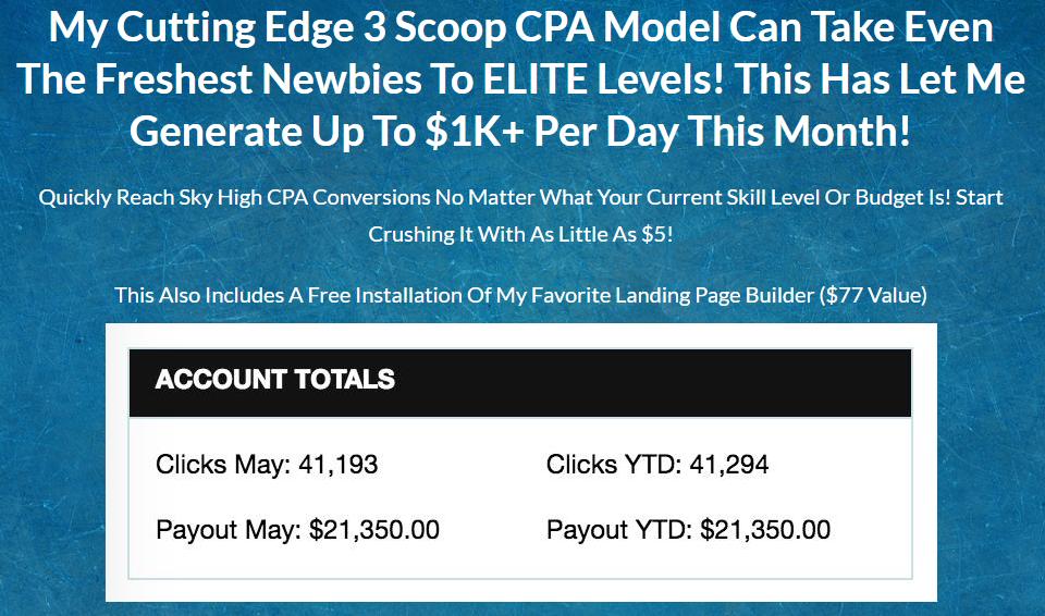 3 Scoop CPA Download