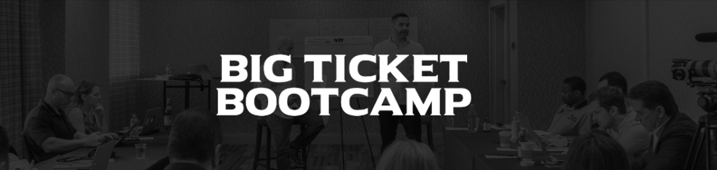 Alex Jeffries - Big Ticket Boot Camp Seminar Download