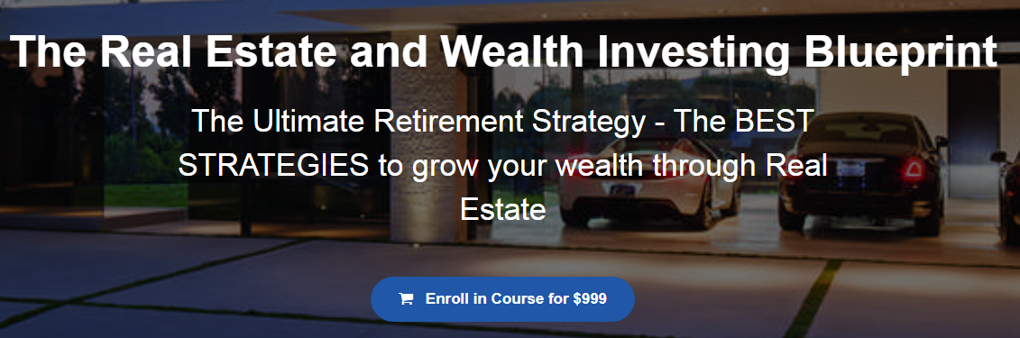 Graham Stephan – The Real Estate and Wealth Investing Blueprint Download