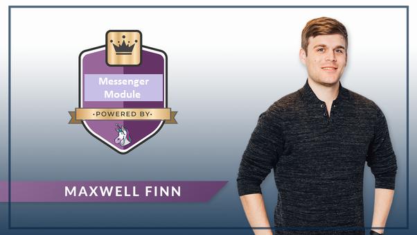 Maxwell Finn – Messenger Webinar Mini Course Download