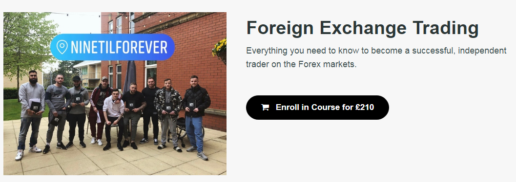 NineTilForever - Foreign Exchange Trading Download