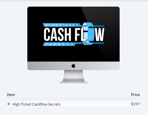 Nolan Johnson – High Ticket Cash Flow Secrets Download