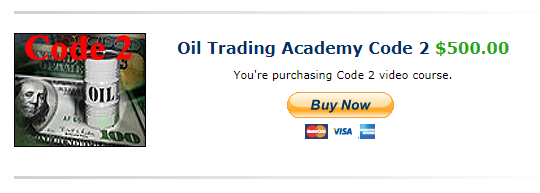 Oil Trading Academy Code 2 Course Download
