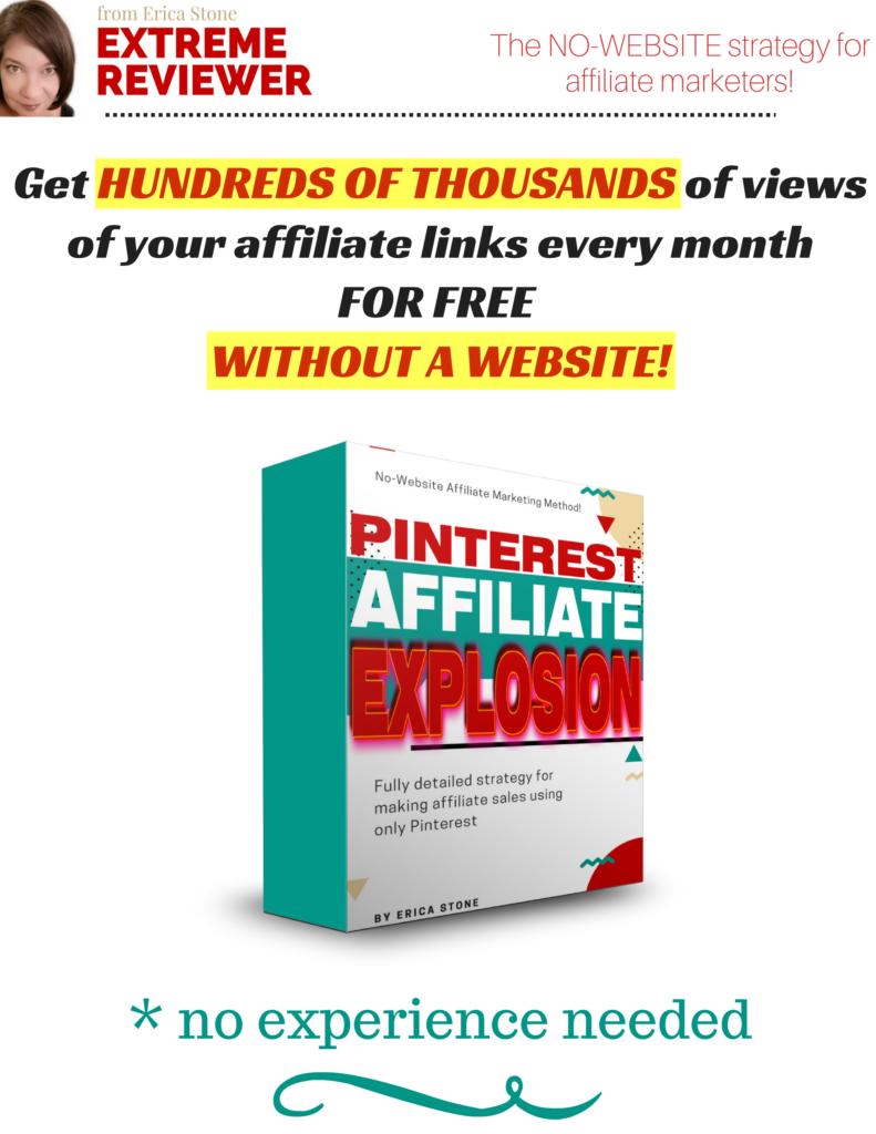 Pinterest Affiliate Explosion Download