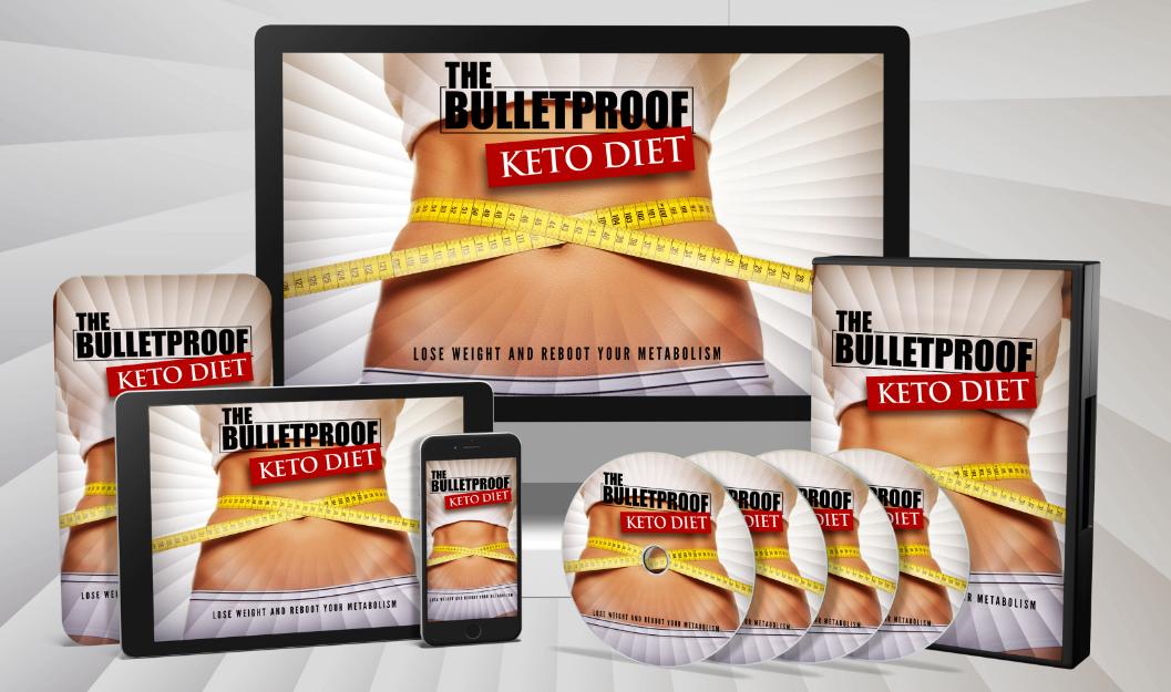 The Bulletproof Keto Diet + Bonuses Downloads