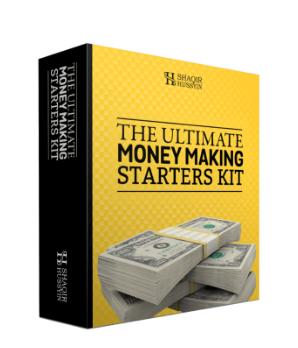 Ultimate Money Making Starter Kit - Shaqir Hussyin Download