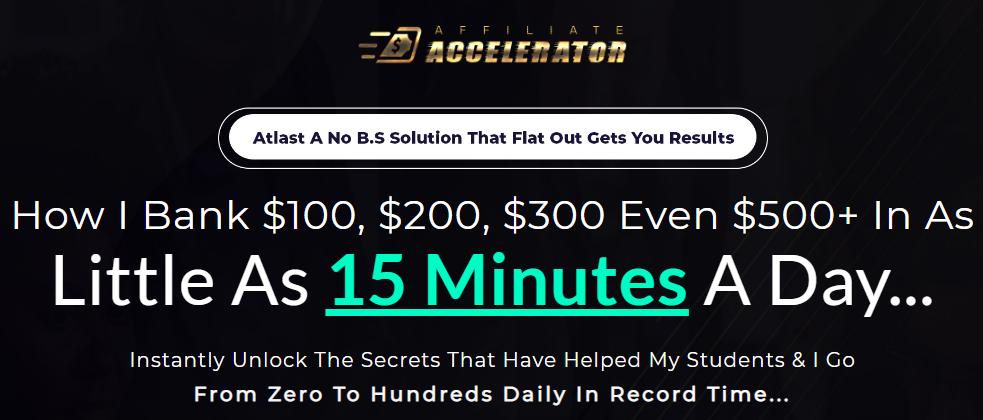 [GET] Affiliate Accelerator Download