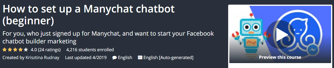 How to set up a Manychat chatbot (beginner) Download