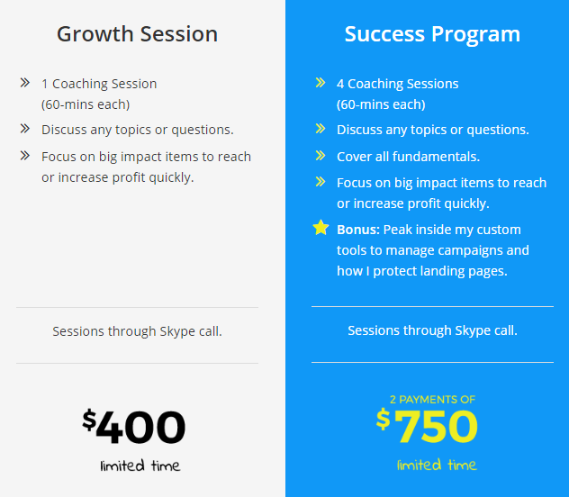 Andrew Payne - Coaching Download