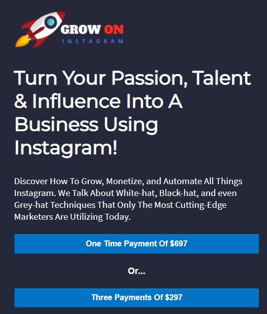 Christien Bouc - Grow On Instagram Download