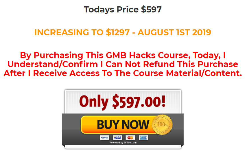 GMB HACKS 2019 - Rank For Tough Keywords In 30 Minutes Or Less Download