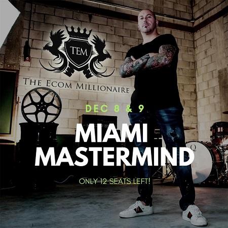 Gabriel Beltran - The Ecom Millionaire Miami Mastermind Download