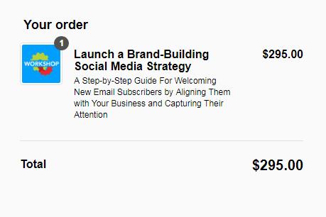 Garrett Holmes - Launch a Brand-Building Social Media Strategy Download