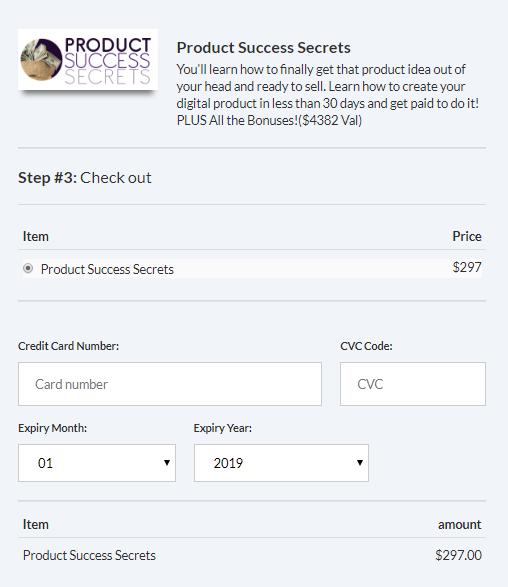 Michele Mere – Product Success Secrets Download