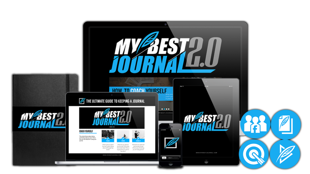 MyBestJournal 2.0 - The Ultimate Guide to Keeping A Journal Download