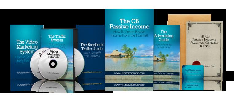 Patrich Chan - CB Passive Income 5.0 Download