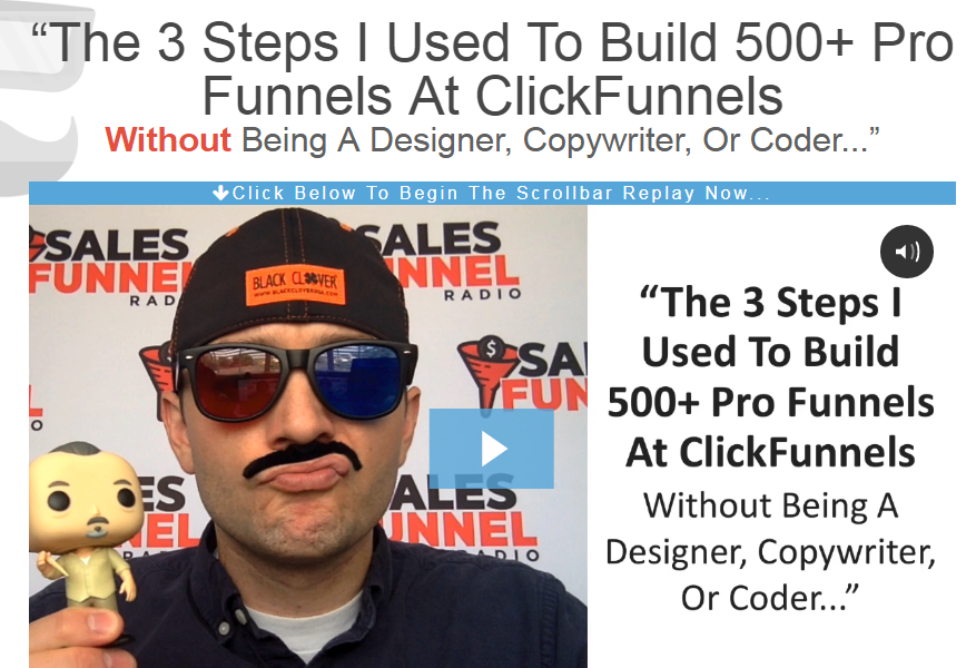 Stephen Larsen – My Funnel Stache Download