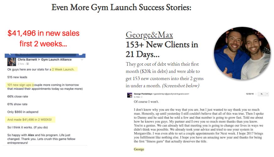 Alex Hormozi - Gym Launch Secrets Download