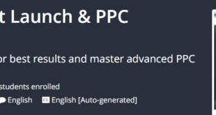 Amazon FBA Product Launch & PPC Training Download
