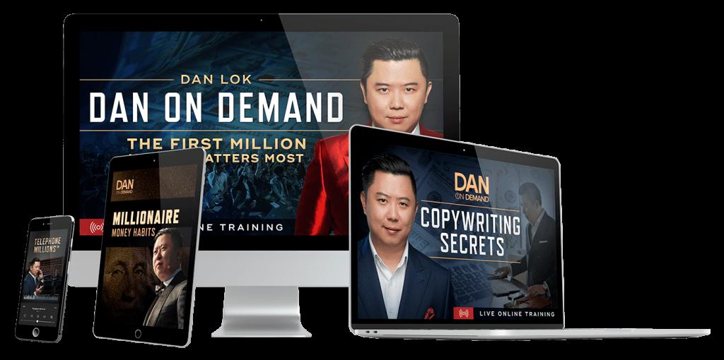 Dan Lok – Dan On Demand 2019 Download