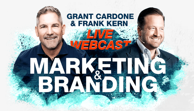 [SUPER HOT SHARE] Grant Cardone and Frank Kern – Branding Webinar Download