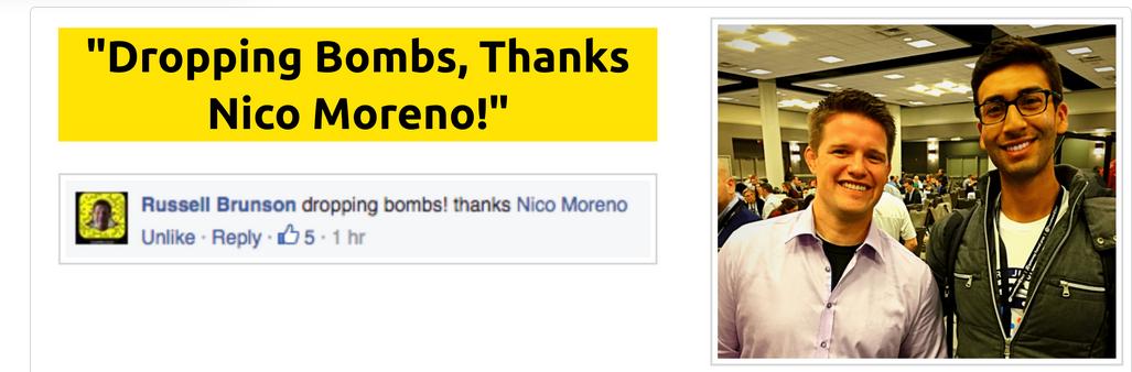 Nico Moreno - $12K Chatbot Training Download