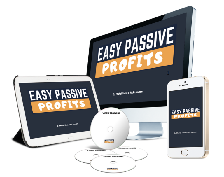 Easy Passive Profits by Michel Sirois and Rick Lawson