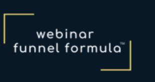 Jeff Walker & Don Crowther – Webinar Funnel Formula Download