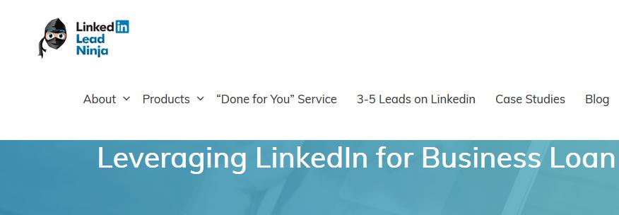 Leveraging LinkedIn for Business Loan Brokers 2019 Download
